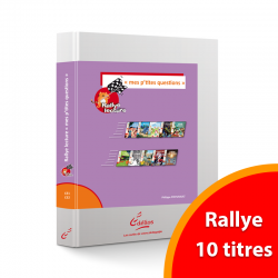 Rallye lecture - mes p'tites questions