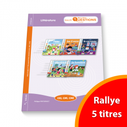 Rallye lecture - mes p'tites questions - Sciences